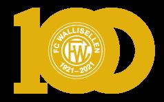 100 Jahre FC Wallisellen Logo